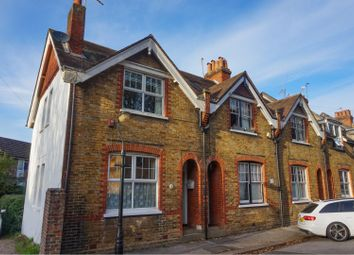 Thumbnail 3 bed end terrace house for sale in Station Approach, Coulsdon