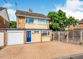 Thumbnail 4 bed link-detached house for sale in Winston Close, Frimley Green