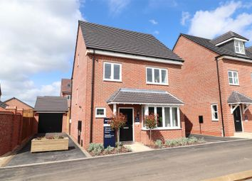 Thumbnail 4 bed detached house for sale in Jackson Avenue, Oakley Meadow, Bishops Tachbrook