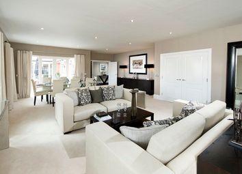 Thumbnail 3 bed flat for sale in Newton Park Place, Chislehurst