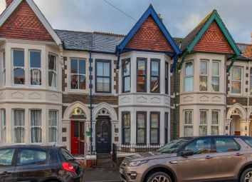 Thumbnail 4 bedroom property to rent in Northumberland Street, Canton, Cardiff