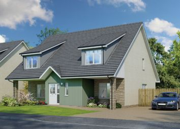 Thumbnail 5 bed bungalow for sale in Oakley Road, Saline, Dunfermline, Fife