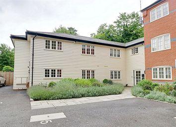 Thumbnail 2 bed flat for sale in Hatfield Heath Road, Sawbridgeworth, Herts