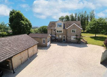 Thumbnail 5 bed detached house for sale in Leigh, Sherborne