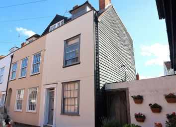 Thumbnail 3 bed town house for sale in Kings Quay Street, Harwich
