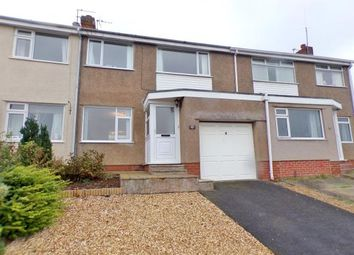 Thumbnail 3 bed terraced house for sale in Bodnant Road, Llandudno, Conwy