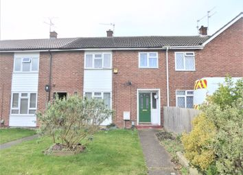 Thumbnail 3 bed terraced house for sale in Hillborough Crescent, Houghton Regis, Dunstable