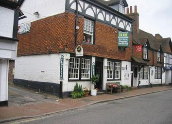 Thumbnail Retail premises to let in Ground Floor Retail 62 High Street, The Old Red Lion, Great Missenden, Buckinghamshire