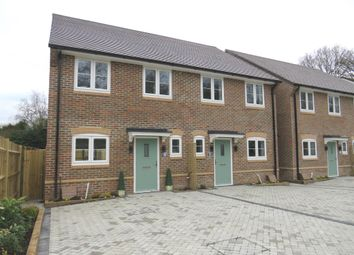 Thumbnail 3 bedroom semi-detached house for sale in Wilmot Close, Bishopstoke, Eastleigh