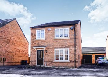 Thumbnail 4 bed detached house for sale in Field View Drive, Doncaster