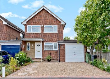 Thumbnail 3 bed link-detached house for sale in Heatherside Road, West Ewell
