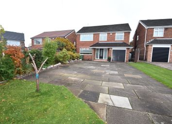 Thumbnail 4 bed detached house for sale in Bent Fold Drive, Unsworth Bury, Manchester