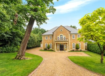 Thumbnail 5 bed detached house for sale in Alpine Close, Hancocks Mount, Ascot, Berkshire