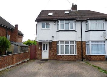 Thumbnail 3 bed semi-detached house for sale in Hunters Road, Chessington