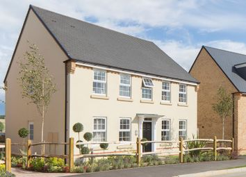"Thumbnail 4 bed detached house for sale in ""Chelworth"" at Bath Road, Kings Stanley, Stonehouse"