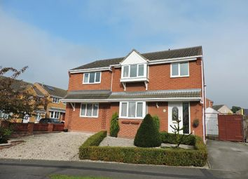 Thumbnail 5 bed detached house for sale in Cranborne Drive, Darton, Barnsley