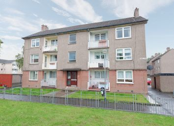 Thumbnail 2 bed flat for sale in Kinnell Square, Glasgow