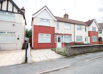 Thumbnail 3 bedroom semi-detached house for sale in Hill Crest, Bootle