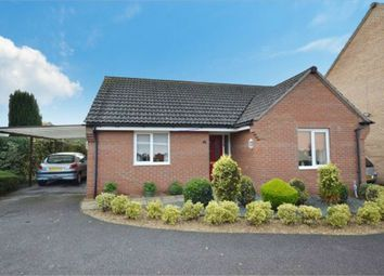 Thumbnail 2 bed detached bungalow for sale in Campion Way, Hethersett, Norwich, Norfolk