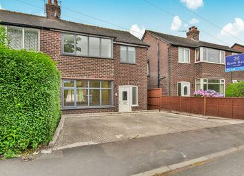 Thumbnail 3 bed semi-detached house to rent in Withyfold Drive, Macclesfield