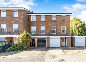 Thumbnail 3 bed terraced house for sale in Plover Close, Staines-Upon-Thames, Surrey
