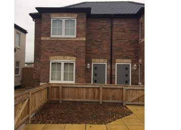 Thumbnail 2 bedroom semi-detached house to rent in Grosvenor Street, Hull