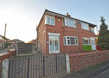 Thumbnail 3 bed semi-detached house for sale in Sunnybank Road, Droylsden, Manchester