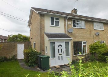 Thumbnail 2 bed end terrace house for sale in Eden Vale Road, Westbury, Wiltshire
