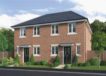 """Thumbnail 2 bedroom semi-detached house for sale in """"Belmont"""" at Platt Lane, Keyworth, Nottingham"""