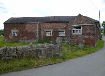 Thumbnail Commercial property for sale in Marsh Green House, Marsh Green Road, Biddulph, Stoke On Trent