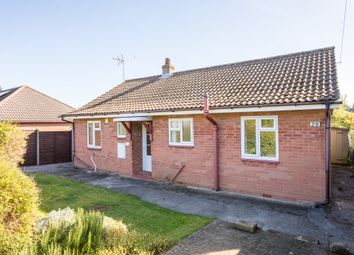 Thumbnail 3 bed detached bungalow for sale in Blacksmith Lane, Churchdown