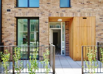Thumbnail 4 bed terraced house for sale in Townhouse, Starboard Way, Royal Wharf