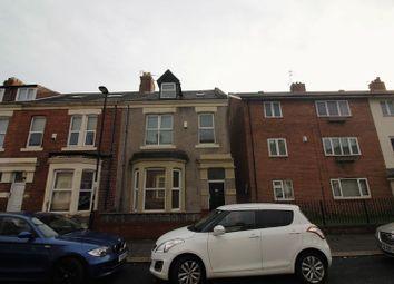 Thumbnail 4 bedroom maisonette to rent in Cheltenham Terrace, Heaton, Newcastle Upon Tyne