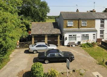 Thumbnail 4 bed semi-detached house for sale in Rose Cottages, Herne Common, Herne Bay, Kent