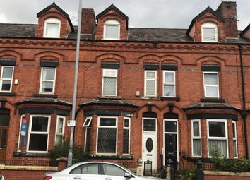 Thumbnail 5 bed terraced house to rent in Stockport Road, Levenshulme, Manchester
