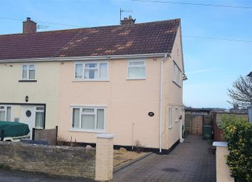 Thumbnail 3 bed semi-detached house to rent in Lichfield Road, Weymouth