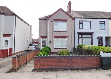 Thumbnail 2 bed end terrace house for sale in Dymond Road, Holbrooks, Coventry