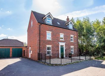 Thumbnail 6 bed detached house for sale in Andrews Way, Aylesbury