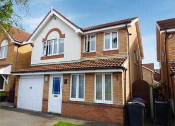 Thumbnail 4 bed detached house for sale in Shelley Court, Kirkby, Liverpool, Merseyside