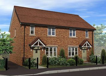 Thumbnail 3 bed detached house for sale in Plot 27 - Dovey, Irvine Gardens, St Martins, Shropshire
