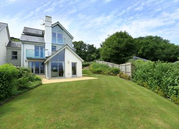 Thumbnail 5 bedroom detached house for sale in Babis Lane, Saltash