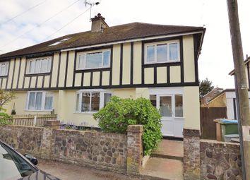 Thumbnail 2 bed flat for sale in Shelley Road, Bognor Regis