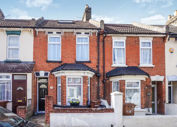 Thumbnail 4 bed terraced house for sale in Tennyson Road, Gillingham