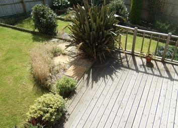 Thumbnail 4 bed detached house to rent in Suran Y Gog, Barry