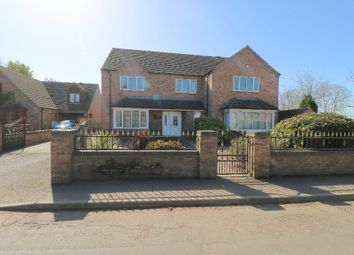 Thumbnail 5 bed detached house for sale in Outgate, Ealand, Scunthorpe