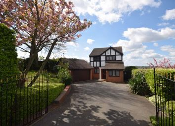 Thumbnail 4 bedroom detached house for sale in Stowmarket Drive, Derby