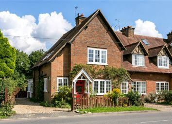 3 bed end terrace house for sale in Chapel Cottages, Chartridge, Chesham, Buckinghamshire HP5