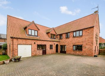 Thumbnail 4 bed detached house for sale in Trent Lane, North Clifton, Newark