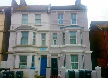 Thumbnail Studio to rent in Langney Road, Eastbourne