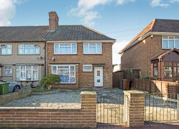 Thumbnail 3 bedroom end terrace house for sale in Southwold Drive, Barking